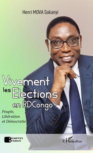Couverture Vivement les élections en RDCongo !