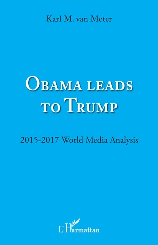 Couverture Obama leads to Trump