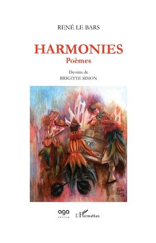 Couverture Harmonies