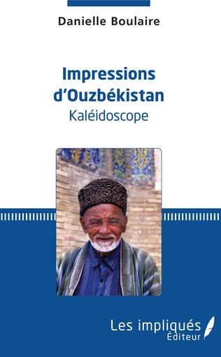 Couverture Impressions d'Ouzbékistan