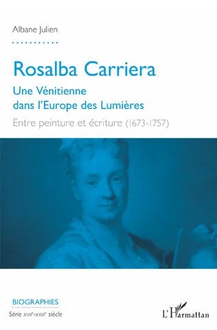 Couverture Rosalba Carriera