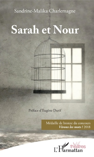Couverture Sarah et Nour