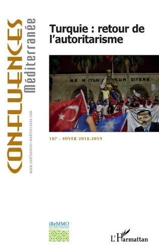 Couverture Turquie : retour de l'autoritarisme