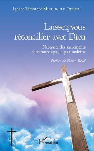 Couverture Laissez-vous réconcilier avec Dieu