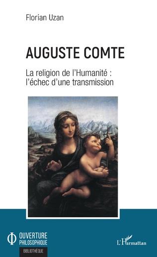Couverture Auguste Comte