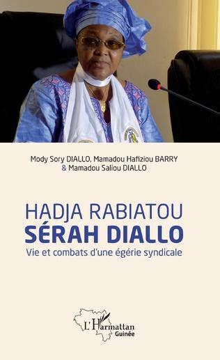 Couverture Hadja Rabiatou Sérah Diallo