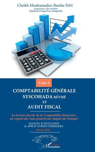 Couverture Comptabilité générale SYSCOHADA révisé et audit fiscal