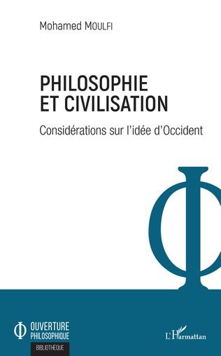 Couverture Philosophie et civilisation