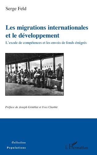Couverture Les migrations internationales et le développement