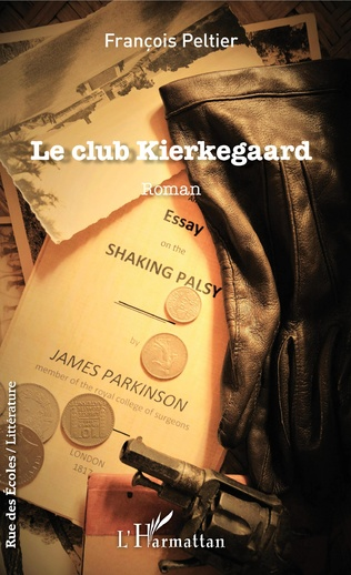 Couverture Le club Kierkegaard