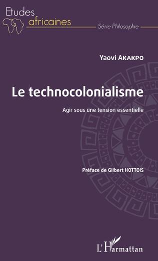 Couverture Le technocolonialisme