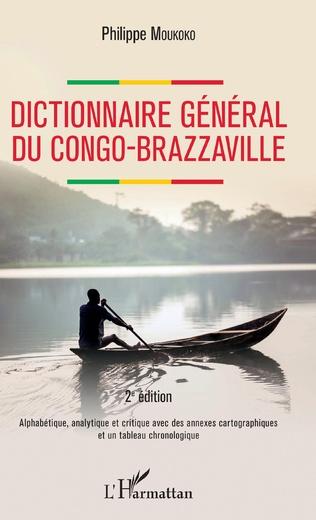 Couverture Dictionnaire général du Congo-Brazzaville 2e édition