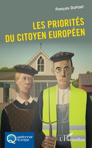 Couverture Les priorités du citoyen européen