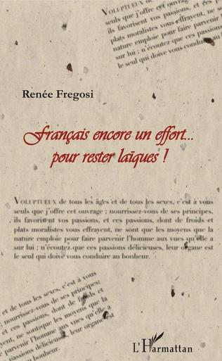Couverture Français encore un effort... pour rester laïques !