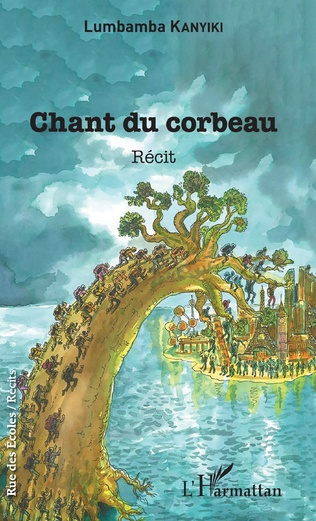 Couverture Chant du corbeau
