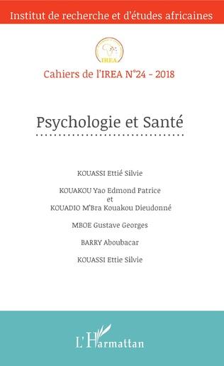 Couverture Psychologie et santé