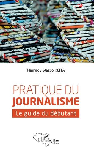 Couverture Pratique du journalisme