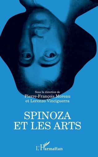 Couverture Spinoza et les arts