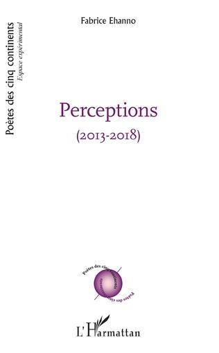 Couverture Perceptions
