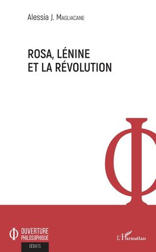 Couverture Rosa, Lénine et la révolution