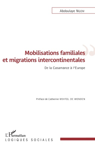 Couverture Mobilisations familiales et migrations intercontinentales