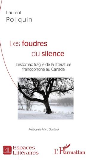 Couverture Les Foudres du silence