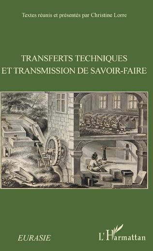 Couverture Transferts techniques et transmission de savoir-faire