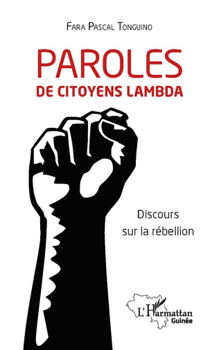 Couverture Paroles de citoyens lambda