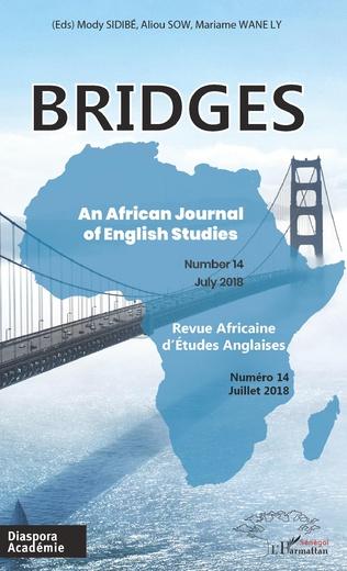 Couverture BRIDGES Revue Africaine d'Etudes Anglaises