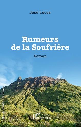 Couverture Rumeurs de la Soufrière