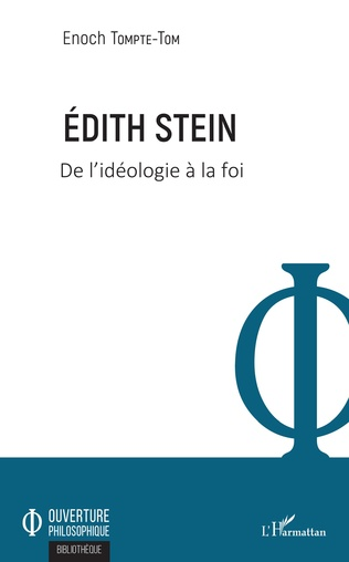 Couverture Edith Stein