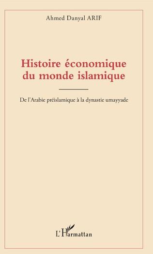 Couverture Histoire économique du monde islamique