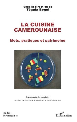Couverture La cuisine camerounaise