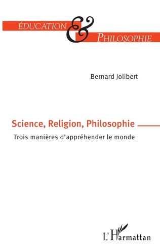 Couverture Science, Religion, Philosophie