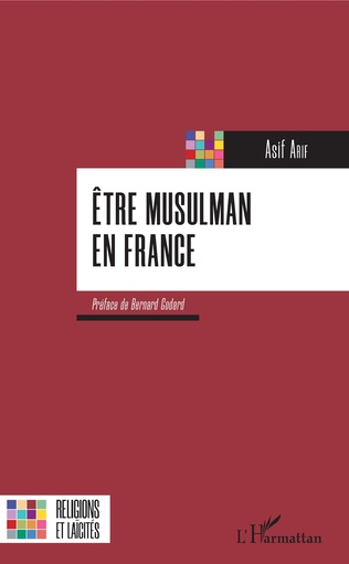 Couverture Etre musulman en France
