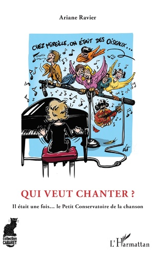 Couverture Qui veut chanter ?