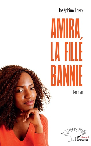 Couverture Amira, la fille bannie