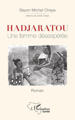 Couverture Hadjaratou Une femme désespérée