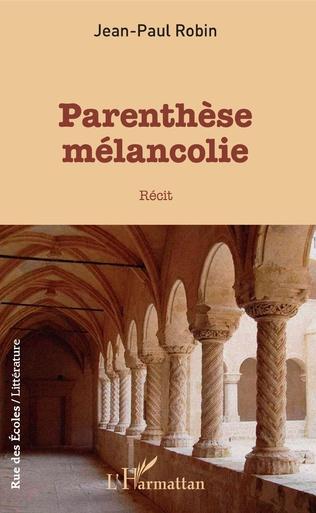 Couverture Parenthèse Mélancolie
