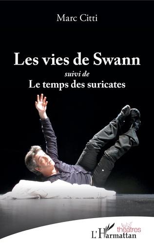 Couverture Les vies de Swann
