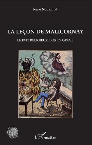 Couverture La leçon de Malicornay