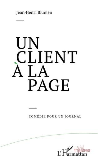 Couverture Un Client à la page