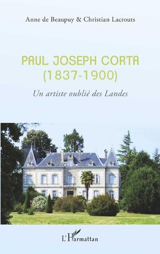 Couverture PAUL JOSEPH CORTA (1837-1900)