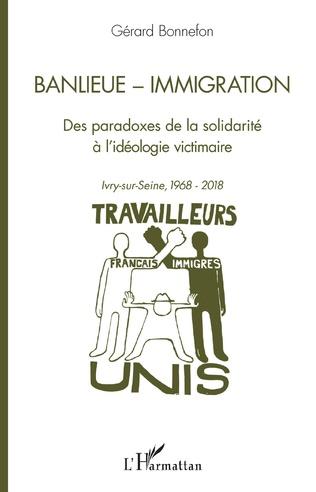 Couverture Banlieue - Immigration