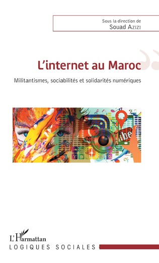 Couverture L'internet au Maroc