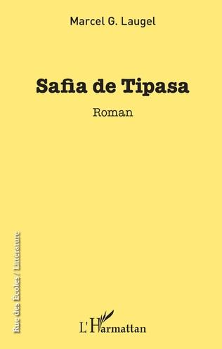 Couverture Safia de Tipasa