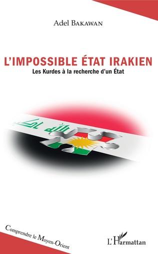 Couverture L'impossible État irakien
