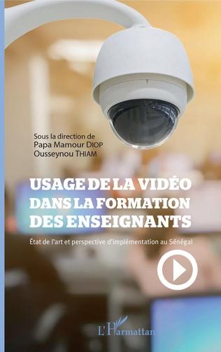 Couverture Usage de la vidéo dans la formation des enseignants