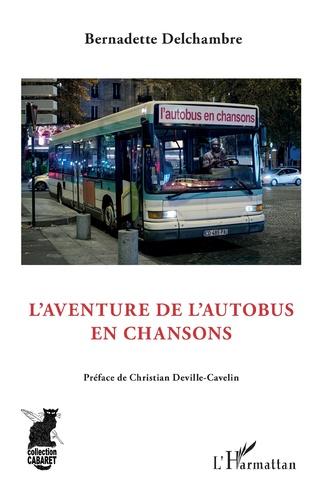 Couverture L'aventure de l'autobus en chansons