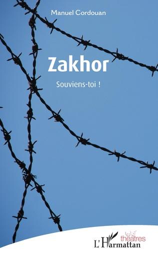 Couverture Zakhor